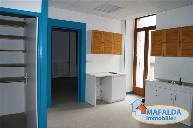 Vente appartement Cluses 130000€ - Photo 2
