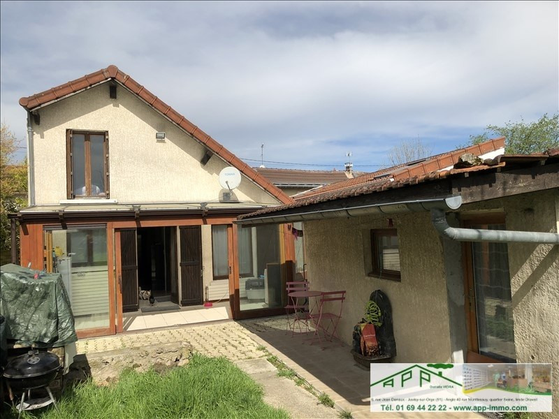 Vente maison / villa Draveil 288000€ - Photo 1