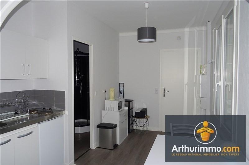 Rental apartment St brieuc 340€ CC - Picture 1