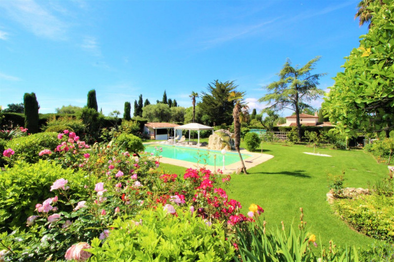 Deluxe sale house / villa Vence 1 980 000€ - Picture 2