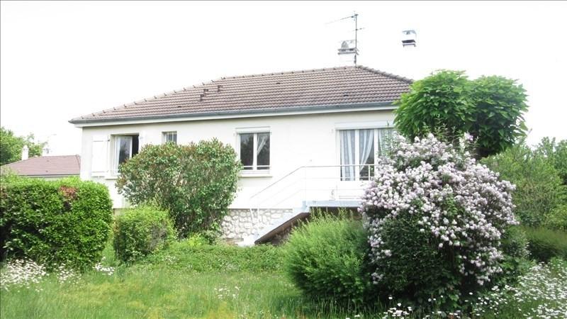Sale house / villa St vrain 267000€ - Picture 1