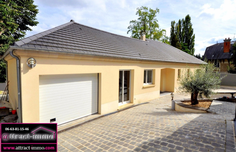 Sale house / villa Limours 440000€ - Picture 1