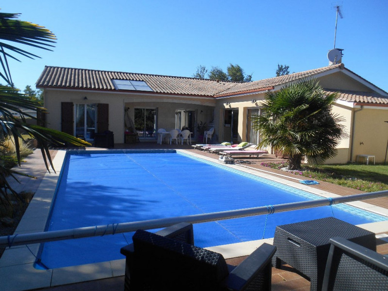 Sale house / villa Saint selve 525 000€ - Picture 1