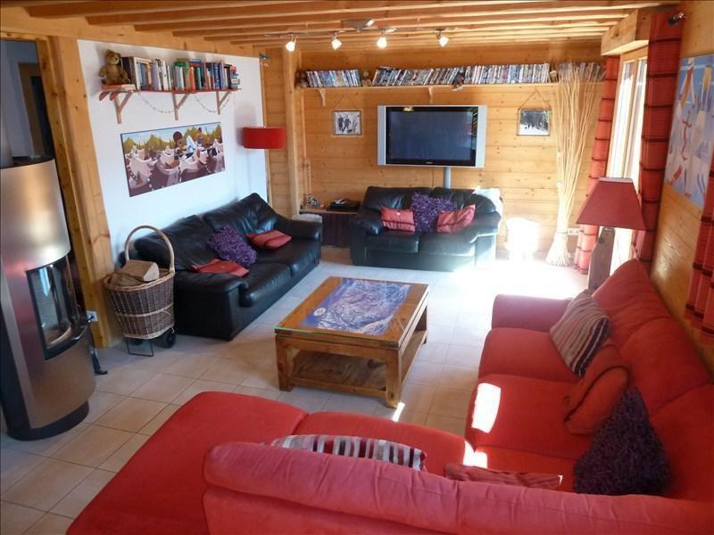 Verkoop van prestige  huis La cote d arbroz 879000€ - Foto 6