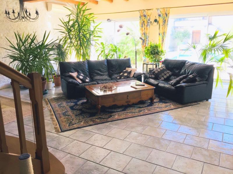 Sale house / villa Salles-d'angles 369250€ - Picture 10