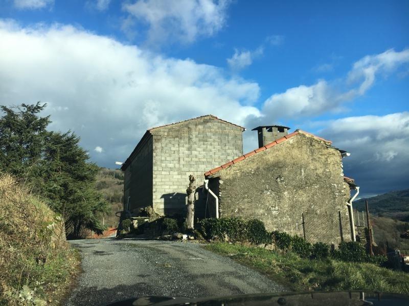 Vente maison / villa Labastide rouairoux 85000€ - Photo 1