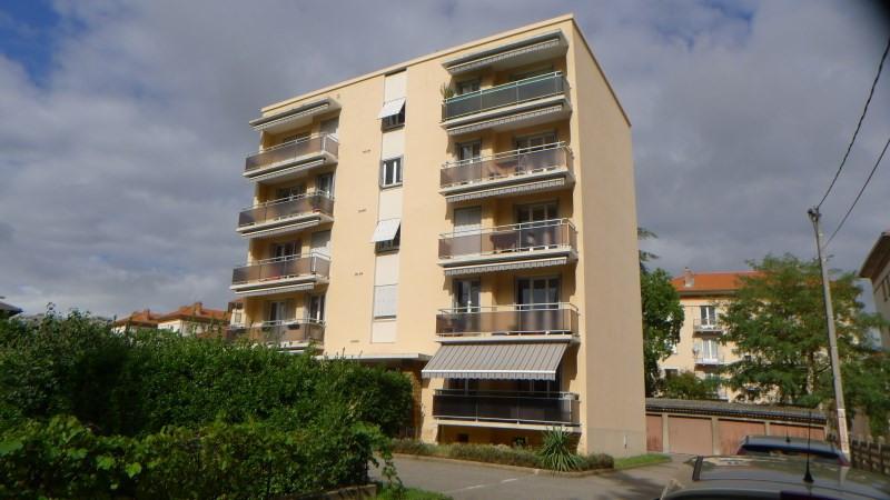 Verhuren  appartement Oullins 711€ CC - Foto 1