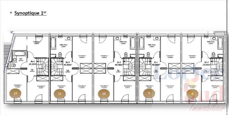 Produit d'investissement maison / villa Perols 225000€ - Photo 5