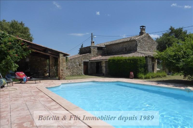 Vendita casa Goudargues 262150€ - Fotografia 1