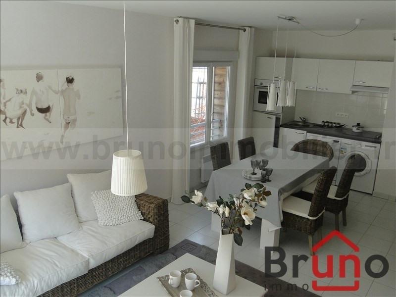 Verkoop  appartement Fort mahon plage 164000€ - Foto 12