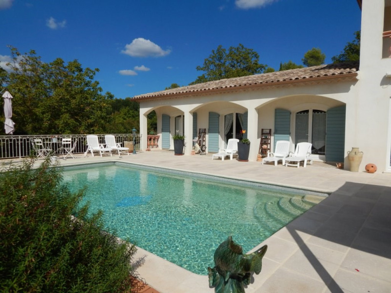 Vente de prestige maison / villa Villecroze 846300€ - Photo 5