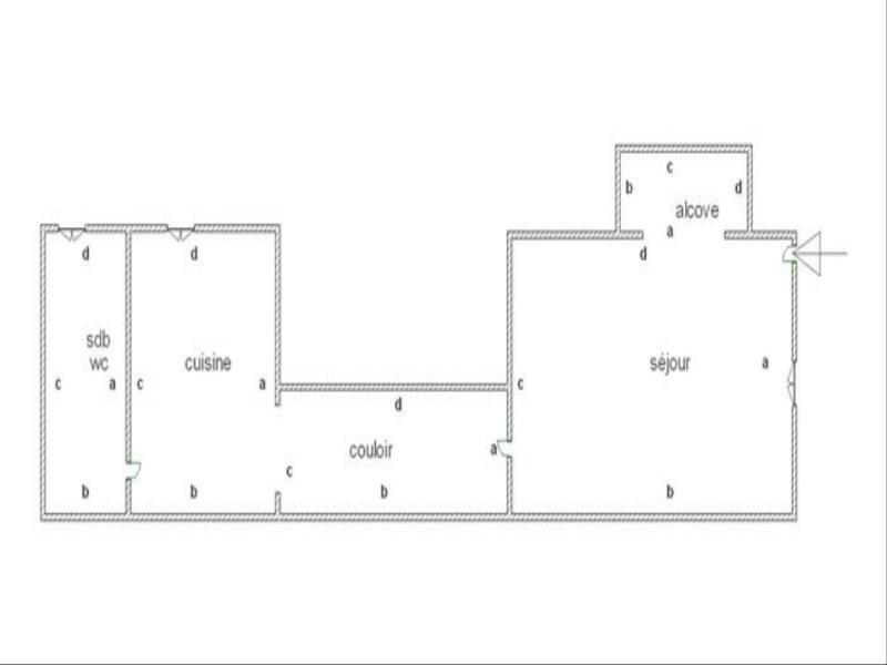 Location appartement Villefranche sur saone 335,83€ CC - Photo 5