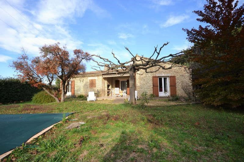 Venta de prestigio  casa Gordes 555000€ - Fotografía 1
