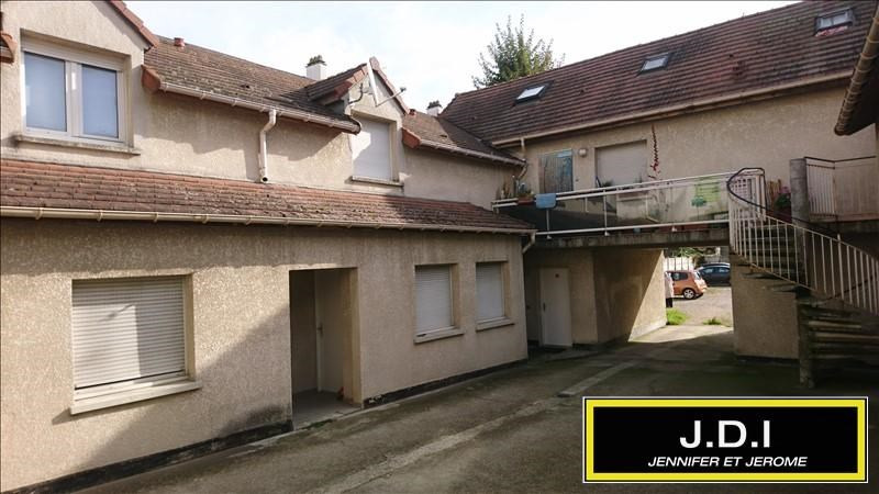 Vente appartement Montmagny 116 000€ - Photo 1