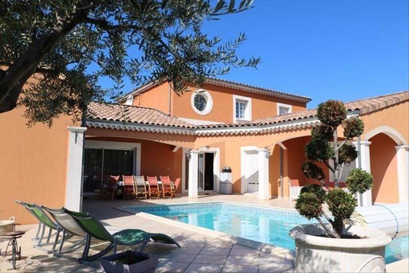 Sale house / villa Montelimar 417000€ - Picture 1