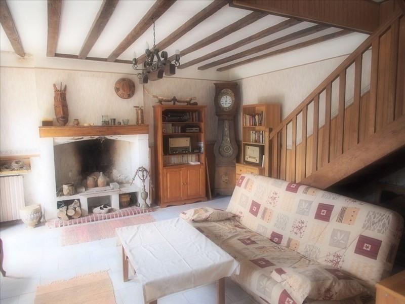 Vente maison / villa Besse sur braye 87000€ - Photo 2