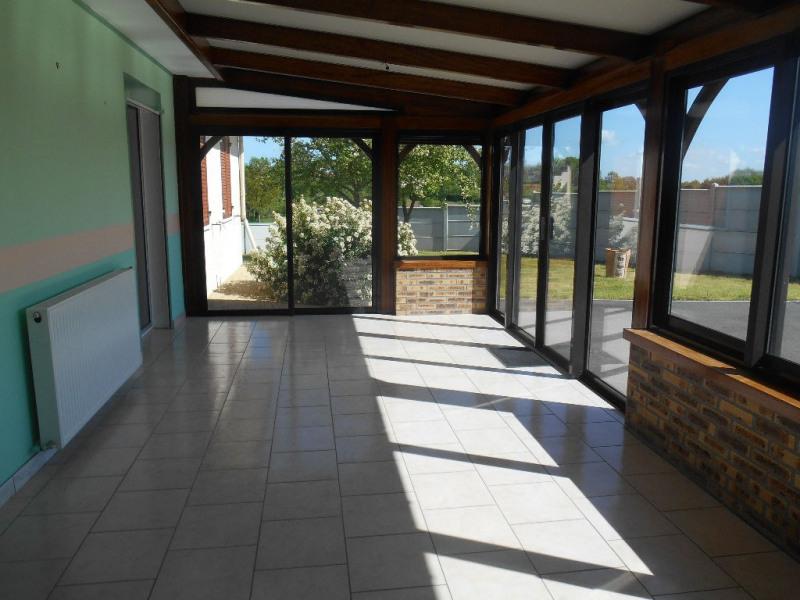 Venta  casa Crevecoeur le grand 191500€ - Fotografía 3