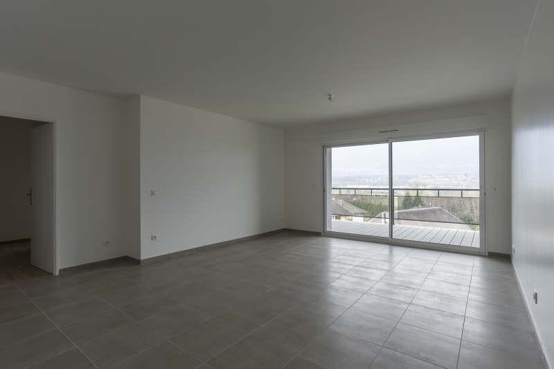 Vente appartement Voglans 290000€ - Photo 1