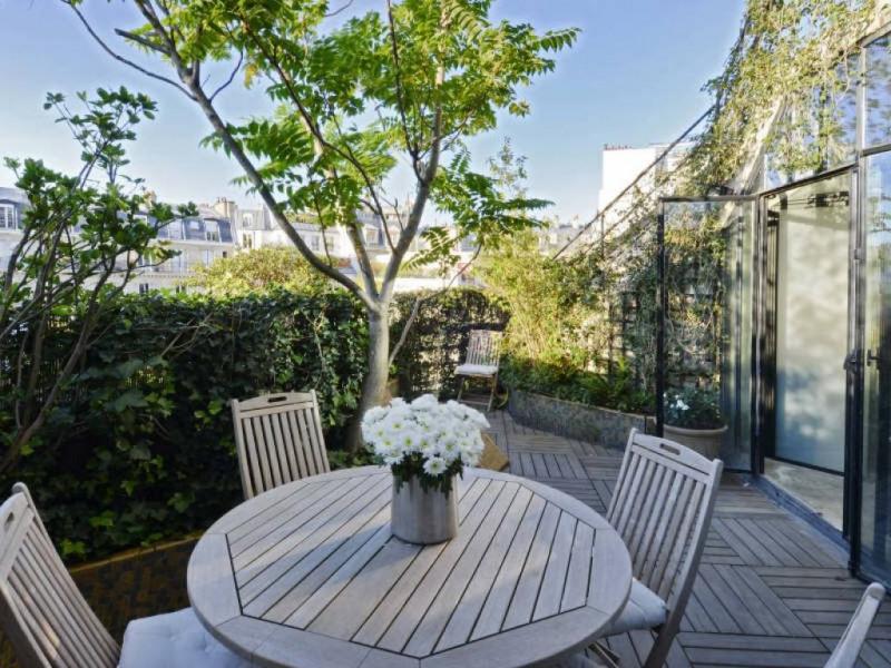 Vente de prestige appartement Paris 17ème 3180000€ - Photo 1