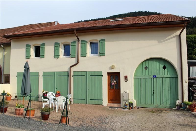 Vente maison / villa Moussey 127500€ - Photo 1