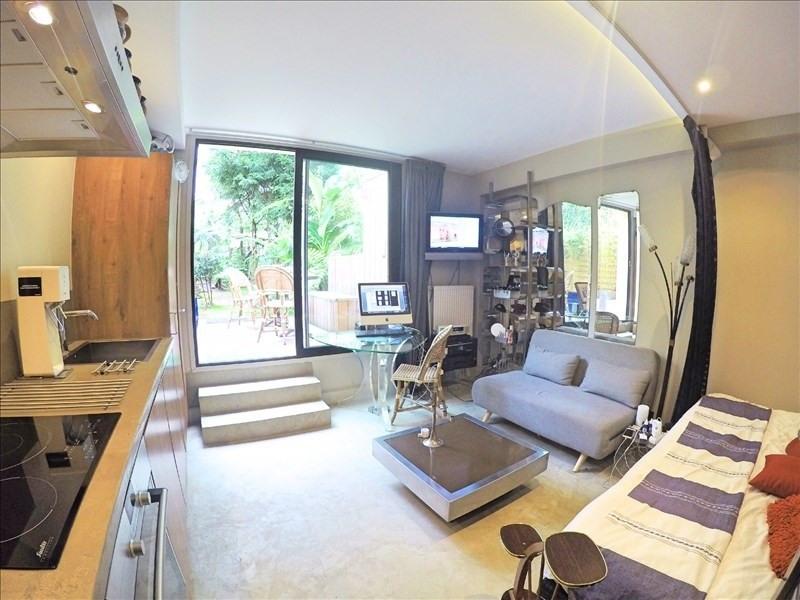 Sale apartment Paris 11ème 449000€ - Picture 2