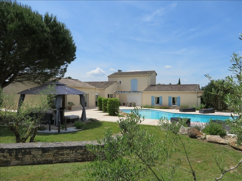 Deluxe sale house / villa St geraud de corps 830000€ - Picture 1