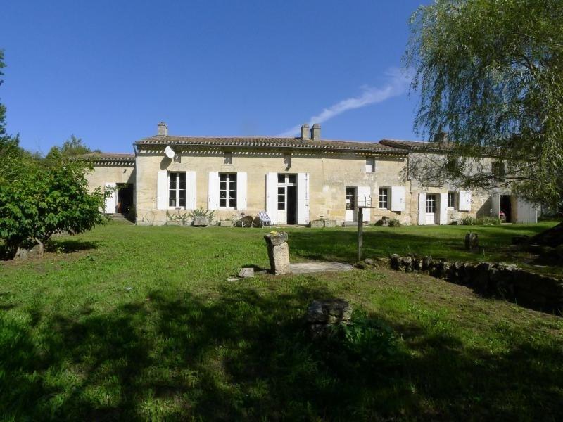 Vente maison / villa Libourne 241500€ - Photo 1