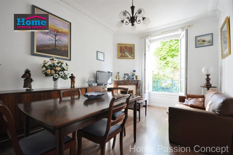 Vente appartement Colombes 265000€ - Photo 1