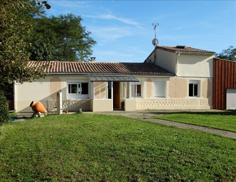 Vente maison / villa Soussans 233200€ - Photo 1