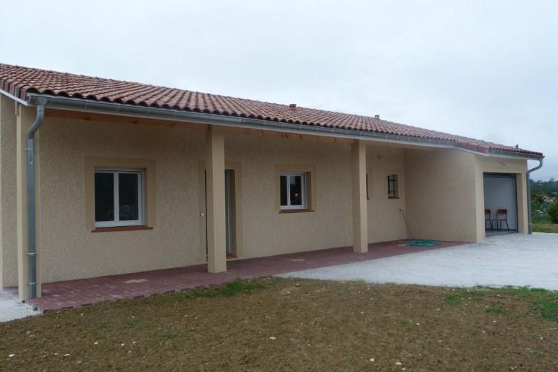 Rental house / villa Preserville 1020€ CC - Picture 1