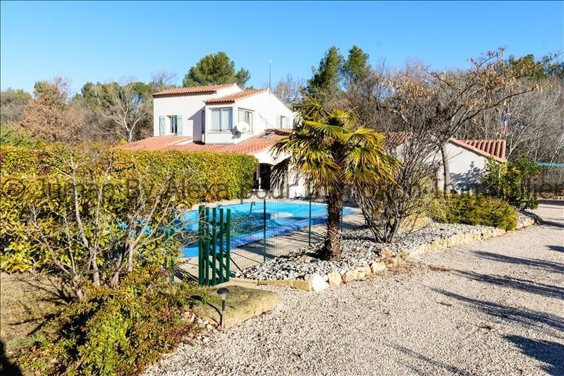 Vendita casa Le puy ste reparade 490000€ - Fotografia 1
