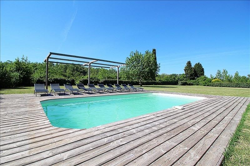 Revenda residencial de prestígio casa Montfavet 749990€ - Fotografia 5