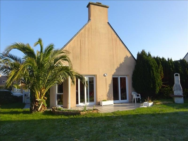 Vente maison / villa Bourg blanc 220000€ - Photo 3