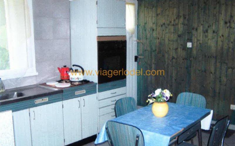 Lijfrente  huis Lezigne 95000€ - Foto 9