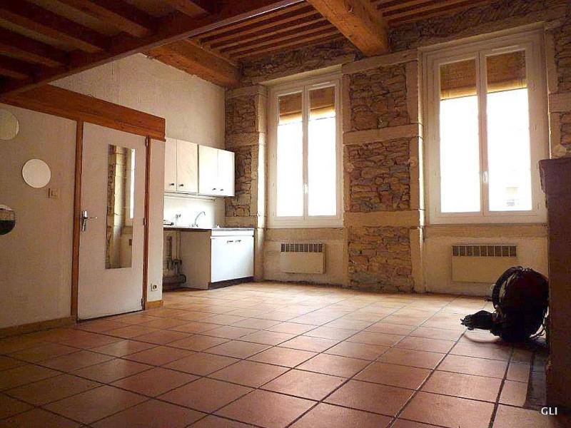 Rental apartment Lyon 1er 620€ CC - Picture 3