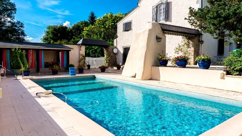 Vente de prestige maison / villa Andoins 552000€ - Photo 2