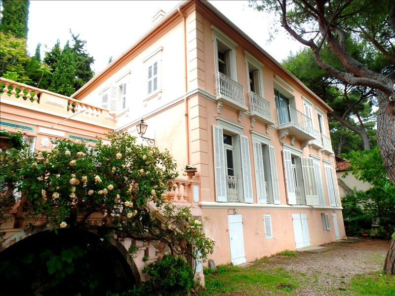 Vente de prestige maison / villa Toulon 1370000€ - Photo 1