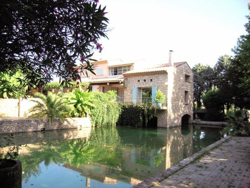 Deluxe sale house / villa Uzes 1 950 000€ - Picture 3
