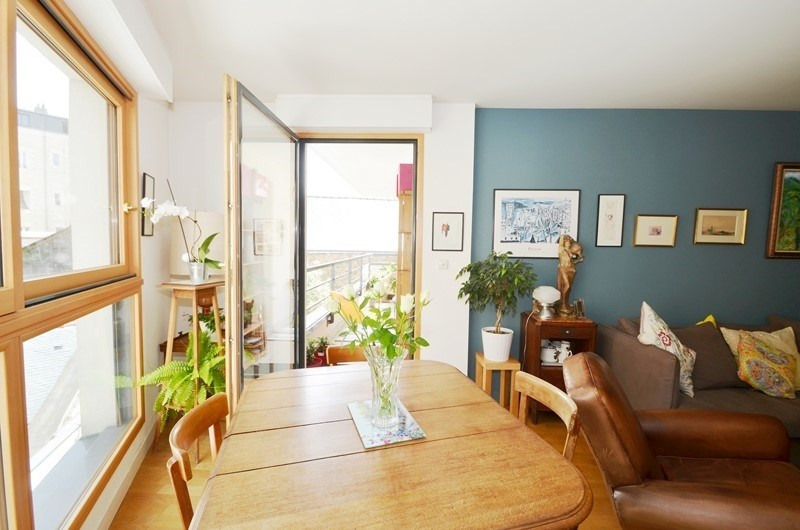 Vente appartement Nantes 317000€ - Photo 2