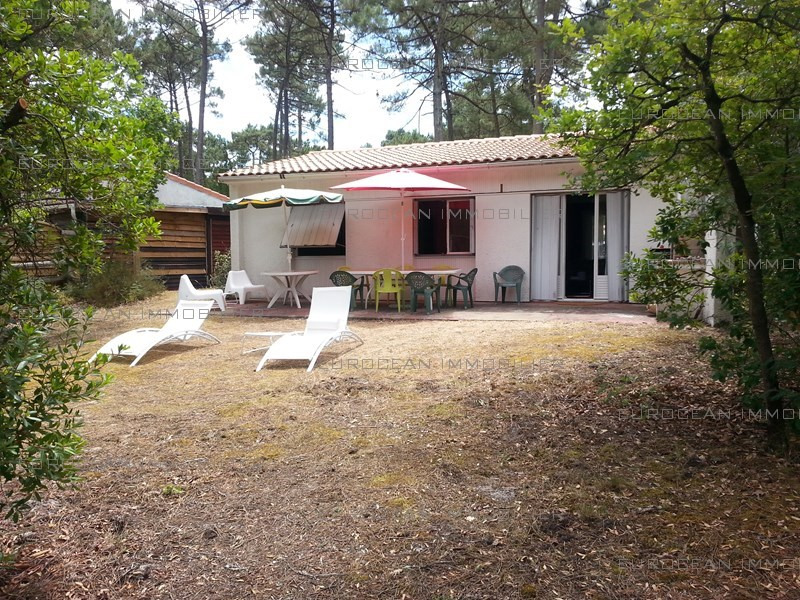 Vacation rental house / villa Lacanau-ocean 785€ - Picture 1