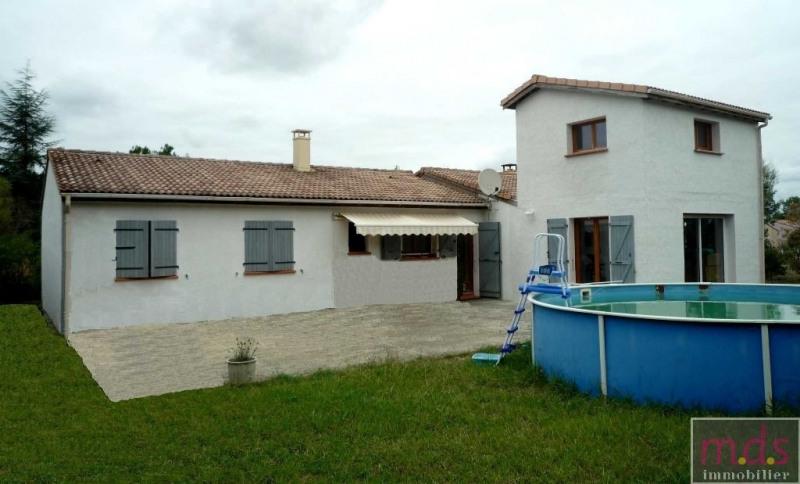 Vente maison / villa Montastruc-la-conseillere 320000€ - Photo 1