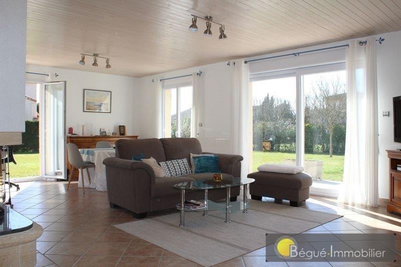 Vente maison / villa 5 mns pibrac 429500€ - Photo 2