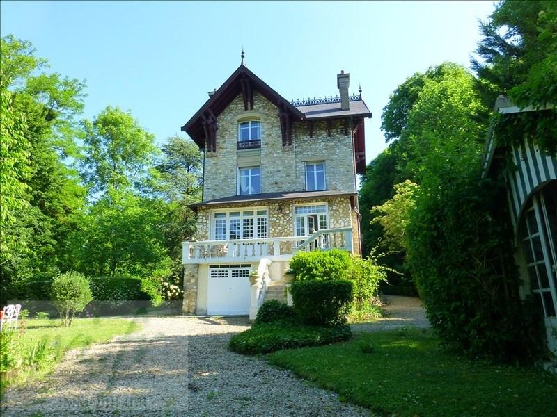 Vente de prestige maison / villa Montmorency 1085000€ - Photo 2