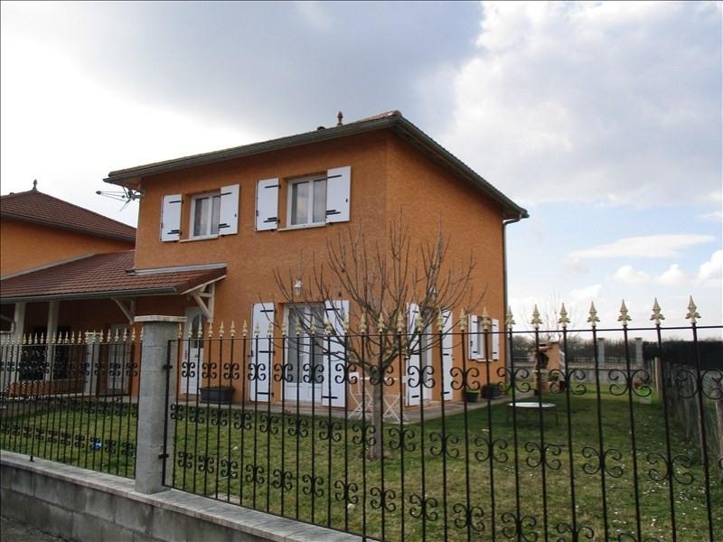 Vente maison / villa St hilaire du rosier 195000€ - Photo 1