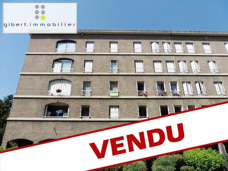 Sale apartment Le puy en velay 32600€ - Picture 1