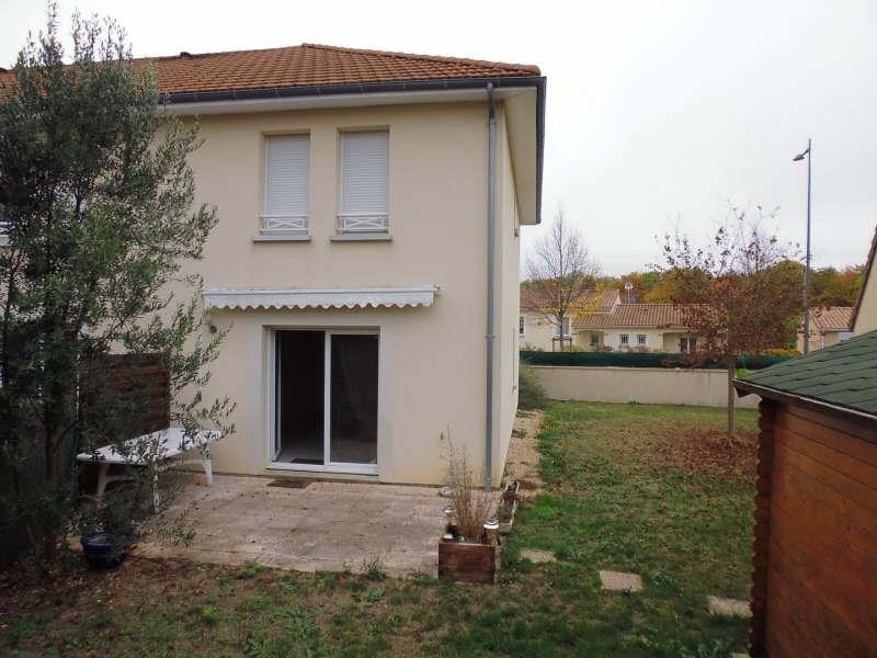 Vente maison / villa Poitiers 137800€ -  1
