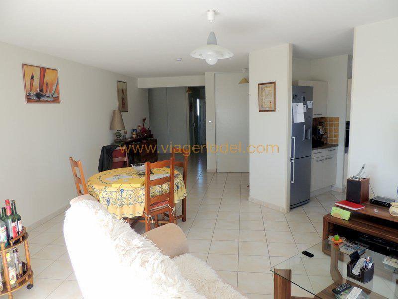 Lijfrente  appartement Valréas 78500€ - Foto 2