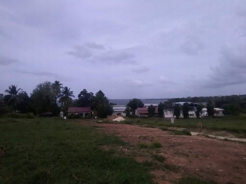 Sainte rose terrain viabilisé & plat vue mer 871 m²