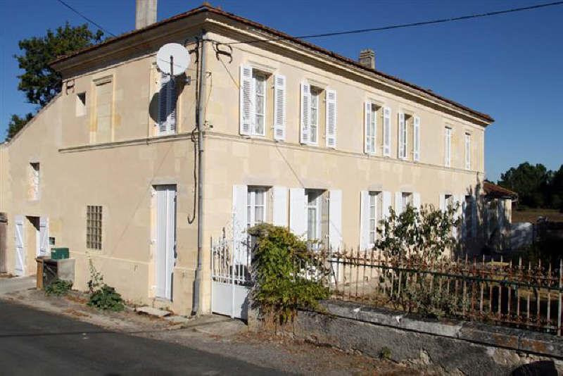Sale house / villa Campugnan 304500€ - Picture 1
