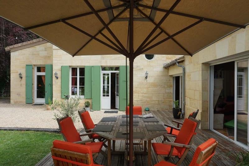 Vente maison / villa St andre de cubzac 525000€ - Photo 2